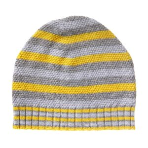 Merino Beanie hue, Findra-Betty-Beanie-Hue_Pollen-Stribe_01_Findra