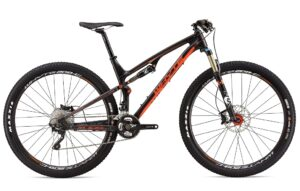 MTB Whyte Bikes Full Suspension M-109-CS Carbon