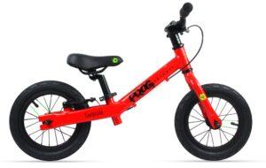 Frog Tadpole, Rød frog cykler, løbecykel, rød løbecykel