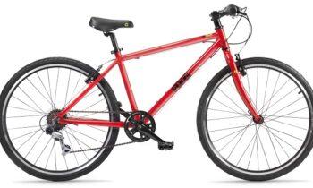 Frog 73, Junior MTB Frog Bikes 73, rød Frog Cykler, Mountain Bike 8 gear,