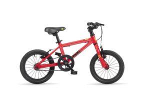 FrogBikes 43 Rød Børnecykel