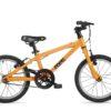 Børnecykel Frog 48 Orange