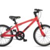 Børnecykel Frog 48 Rød