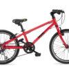 Junior FrogBikes 52 Rød Hybrid/MTB