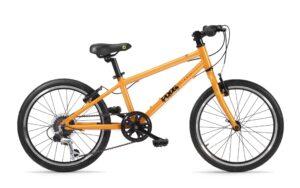 """Frog 55, Frog Bikes 55, orange-junior cykel-junior mtb-20""""-8gear"""