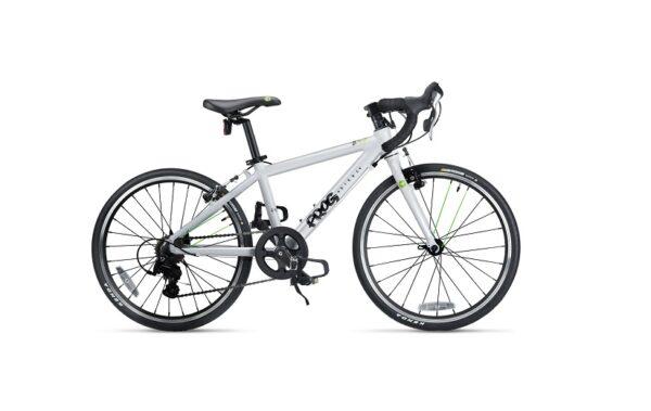 Frog 58, Frog Bikes Racercykel, Frog Cykler, Hvid Frog 58, drengecykel, pigecykel