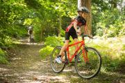 Cykelløb på Frog