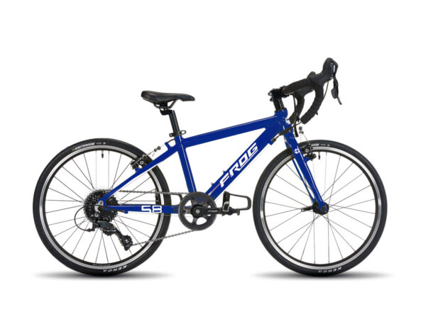 """Frog 58 20"""" Racercykel / CX cykel. 9 gear. 6-7 år"""