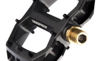 Nukeproof Elektron pedaller, mtb flad pedaller