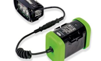 Hope R8+ LED Vision MTB lygte 3000 lumen