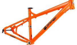 Orange Crush 650b ramme
