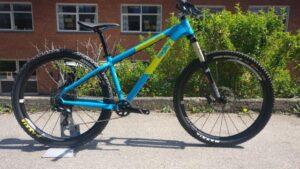 Ragley Marley Custom 650b MTB Trail Hardtail