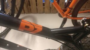 Orange P7 29er BC Hope Special Enduro Hardtail
