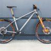 Orange T7 Trail Enduro 650b MTB Ramme LE