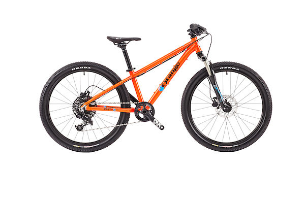 Orange Zest 24 MTB Trail Alu. Hardtail