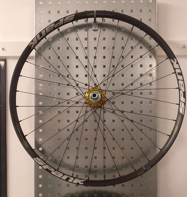 Spank Vibrocore 350™ Hope Pro4 Hjulsæt