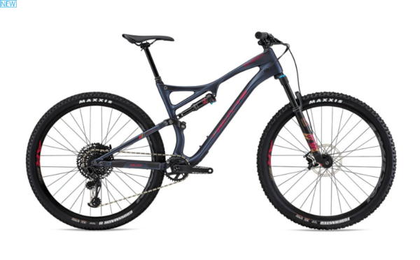 Whyte S-120C RS XC / Trail