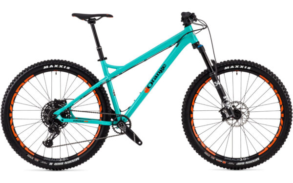 Orange Crush 29 Pro Hardtail 2019