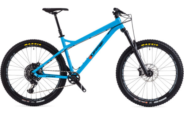 Orange Crush RS Hardtail 150mm 650b 2019