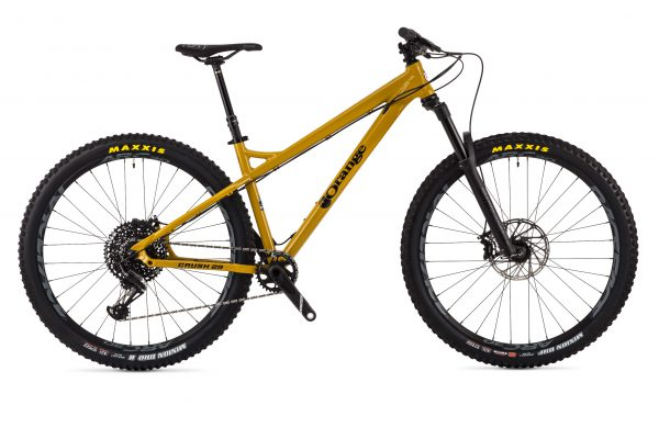Orange Crush 29 RS Hardtail 140mm