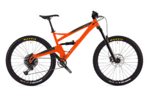 Orange Five S 2020