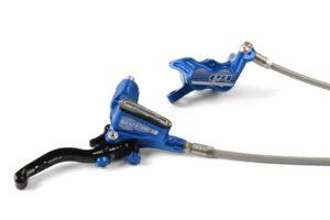 Hope Tech 3 E4 Bremser / højre / bag / Braided